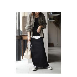 ボトムス スカート ロング レディース 綿 綿100% セットアップ ヴィンテージフリンジスカート・10月5日20時〜発売。##メール便不可|antiqua|15