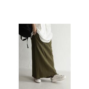 ボトムス スカート ロング レディース 綿 綿100% セットアップ ヴィンテージフリンジスカート・10月5日20時〜発売。##メール便不可|antiqua|04
