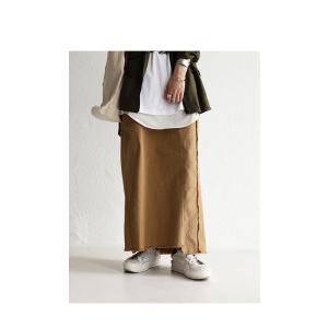 ボトムス スカート ロング レディース 綿 綿100% セットアップ ヴィンテージフリンジスカート・10月5日20時〜発売。##メール便不可|antiqua|09