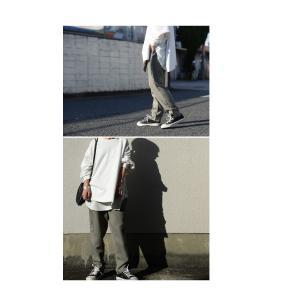 ボトムス パンツ テーパード レディース ベルト付き ベルト付きテーパードパンツ・1月15日20時〜発売。##メール便不可|antiqua|09