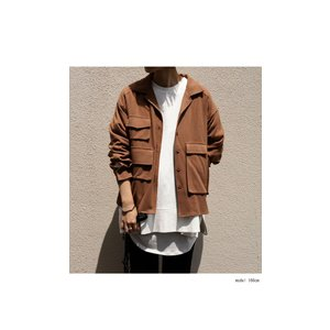 トップス シャツ 長袖 レディース オープンカラー セットアップ 開襟フィッシングシャツ・2月15日20時〜再販。##メール便不可|antiqua|19