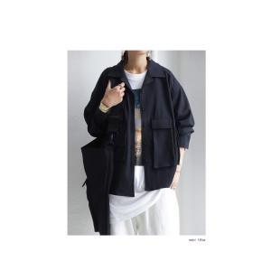 トップス シャツ 長袖 レディース オープンカラー セットアップ 開襟フィッシングシャツ・2月15日20時〜再販。##メール便不可|antiqua|05