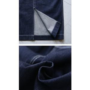 サロペット サロペットスカート レディース デニム サロペットデニムスカート・6月6日20時〜発売。メール便不可|antiqua|07