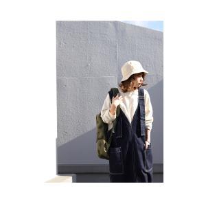 サロペット サロペットスカート レディース デニム サロペットデニムスカート・6月6日20時〜発売。メール便不可|antiqua|08