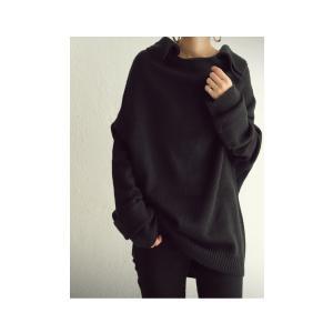大人可愛い他にはない襟デザイン。デザインニット・再販。##「G」メール便不可|antiqua|08