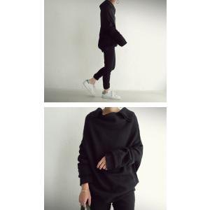 大人可愛い他にはない襟デザイン。デザインニット・再販。##「G」メール便不可|antiqua|09