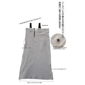 サロペット ワンピース レディース 綿 綿100% 裏毛 変形サロペスカート・12月28日20時〜再販。「G」##メール便不可|antiqua|05
