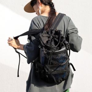 メッシュナイロンリュック リュック 鞄 レディース 送料無料・6月10日0時〜発売。メール便不可 antiqua