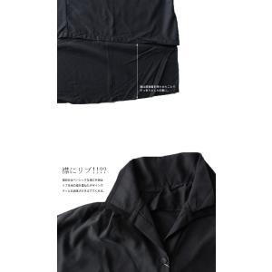 ワンピ シャツ モード シンプル 大人 otonaモードワンピ・1月19日20時〜再再販。##メール便不可|antiqua|06