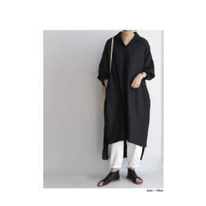 ワンピ シャツ モード シンプル 大人 otonaモードワンピ・3月16日20時〜再再販。 「G」##メール便不可|antiqua|10