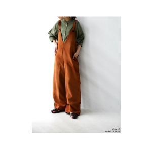 サロペ レディース オールインワン パンツ サロペット・5月23日20時〜発売。メール便不可|antiqua|13