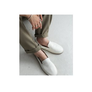 靴 スリッポン 本革 日本製 大人 極やわスリッポン・再販。##メール便不可|antiqua|12