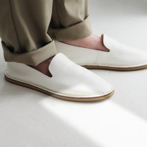 靴 スリッポン 本革 日本製 大人 極やわスリッポン・再販。##メール便不可|antiqua|16