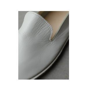 靴 スリッポン 本革 日本製 大人 極やわスリッポン・再販。##メール便不可|antiqua|07