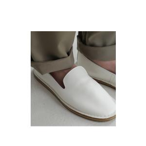 靴 スリッポン 本革 日本製 大人 極やわスリッポン・再販。##メール便不可|antiqua|09