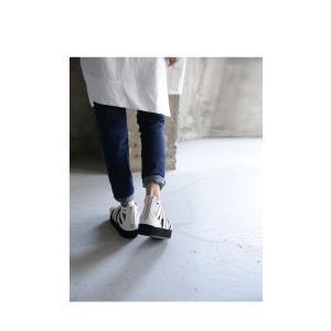 靴 シューズ サンダル 本革 日本製 レディース 厚底 プラットフォームサンダル・##メール便不可|antiqua|13