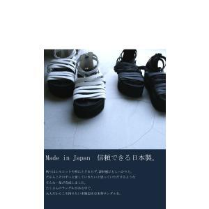 靴 シューズ サンダル 本革 日本製 レディース 厚底 プラットフォームサンダル・##メール便不可|antiqua|06