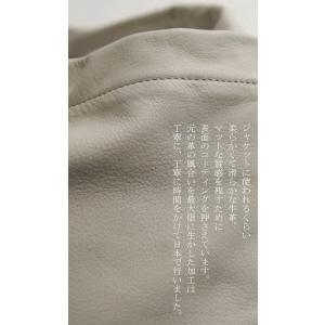 バッグ 鞄 レザー 本革 レディース トートバッグ 日本製 結びレザーバッグ・1月29日20時〜再再販。「G」##メール便不可|antiqua|13