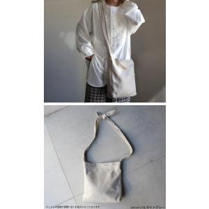 バッグ 鞄 レザー 本革 レディース トートバッグ 日本製 結びレザーバッグ・1月29日20時〜再再販。「G」##メール便不可|antiqua|17
