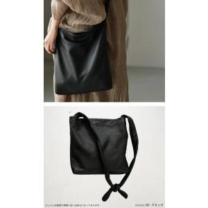バッグ 鞄 レザー 本革 レディース トートバッグ 日本製 結びレザーバッグ・1月29日20時〜再再販。「G」##メール便不可|antiqua|19