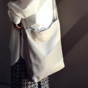 バッグ 鞄 レザー 本革 レディース トートバッグ 日本製 結びレザーバッグ・1月29日20時〜再再販。「G」##メール便不可|antiqua|20