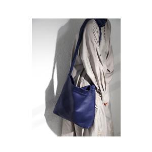 バッグ 鞄 レザー 本革 レディース トートバッグ 日本製 結びレザーバッグ・1月29日20時〜再再販。「G」##メール便不可|antiqua|06