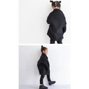 キッズ 子供服 男の子 女の子 コート アウターポコポコ お洒落 ・再販。ポコポココート##メール便不可【1911B】TOY|antiqua|03