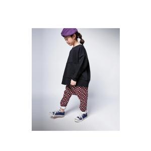 子供服 キッズ 男の子 女の子 レトロ パンツ  レトロサルエルパンツ・再販。##メール便不可|antiqua|11