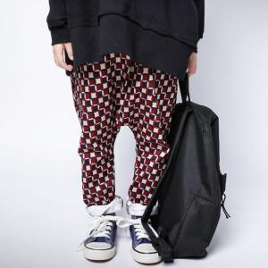 子供服 キッズ 男の子 女の子 レトロ パンツ  レトロサルエルパンツ・再販。##メール便不可|antiqua|12