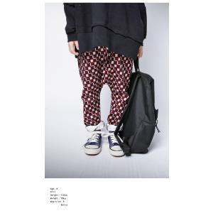 子供服 キッズ 男の子 女の子 レトロ パンツ  レトロサルエルパンツ・再販。##メール便不可|antiqua|03