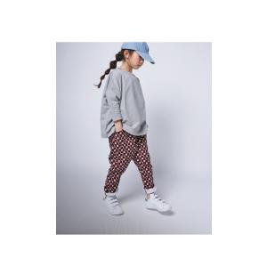 子供服 キッズ 男の子 女の子 レトロ パンツ  レトロサルエルパンツ・再販。##メール便不可|antiqua|04