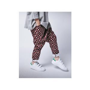 子供服 キッズ 男の子 女の子 レトロ パンツ  レトロサルエルパンツ・再販。##メール便不可|antiqua|07