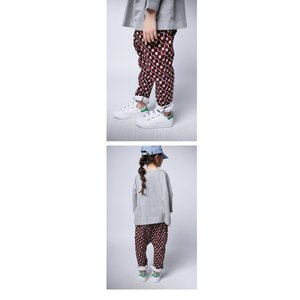 子供服 キッズ 男の子 女の子 レトロ パンツ  レトロサルエルパンツ・再販。##メール便不可|antiqua|09