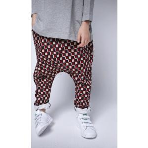 子供服 キッズ 男の子 女の子 レトロ パンツ  レトロサルエルパンツ・再販。##メール便不可|antiqua|10