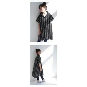 キッズワンピース 半袖 子供服  アンティカ 刺繍ワンピース。・6月15日20時〜発売。(50)メール便可|antiqua|11