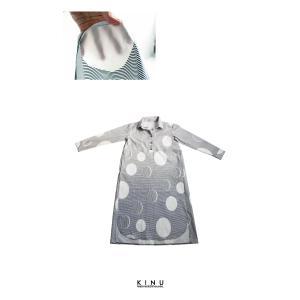 ドット&ボーダーシャツワンピース・5月26日20時〜再販。 大人が選ぶシャツワンピ。 ##