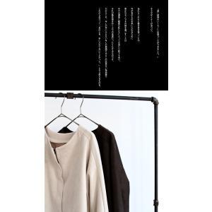 アウター ジャケット 長袖 レディース スエード調 伸縮性 ノーカラージャケット・11月9日20時〜発売。##メール便不可 antiqua 05