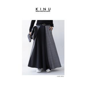 切り替えとボタンデザインで掻き立てる。チェックデザインスカート・10月9日20時〜再再販。##メール便不可 antiqua 03