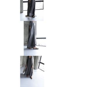 ワンピース 半袖 五分袖 レディース マキシ Vネック タイダイロングワンピ・5月25日20時〜発売。(50)メール便可|antiqua|09