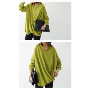 """頼れる""""ワザあり""""。プルオーバーバルーンシャツ・4月20日20時〜再再販。このシャツを即戦力にした。##メール便不可 antiqua 12"""
