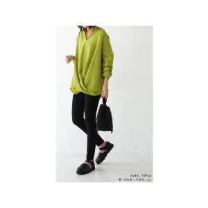 """頼れる""""ワザあり""""。プルオーバーバルーンシャツ・4月20日20時〜再再販。このシャツを即戦力にした。##メール便不可 antiqua 13"""