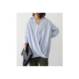 """頼れる""""ワザあり""""。プルオーバーバルーンシャツ・4月20日20時〜再再販。このシャツを即戦力にした。##メール便不可 antiqua 17"""