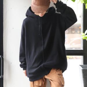 アウター パーカー ニット メンズ 長袖 トップス 羽織り ニットパーカー・1月22日20時〜再販。「G」##メール便不可 antiqua