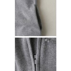 アウター パーカー ニット メンズ 長袖 トップス 羽織り ニットパーカー・1月22日20時〜再販。「G」##メール便不可 antiqua 07