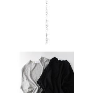 トップス プルオーバー 綿 綿100% スウェット レディース ミニ裏毛ラグラントップス・##×メール便不可!|antiqua|14