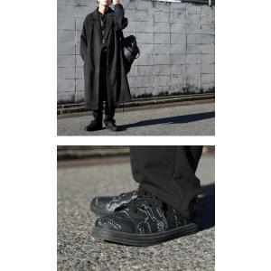 靴 シューズ スニーカー メンズ 軽量 履きやすい 歩きやすい MAP厚底スニーカー・1月29日20時〜再販。「G」##メール便不可|antiqua|12