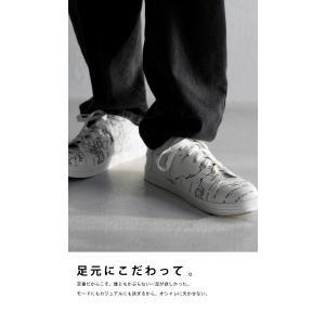 靴 シューズ スニーカー メンズ 軽量 履きやすい 歩きやすい MAP厚底スニーカー・1月29日20時〜再販。「G」##メール便不可|antiqua|16