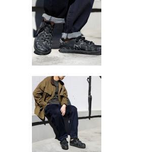 靴 シューズ スニーカー メンズ 軽量 履きやすい 歩きやすい MAP厚底スニーカー・1月29日20時〜再販。「G」##メール便不可|antiqua|10