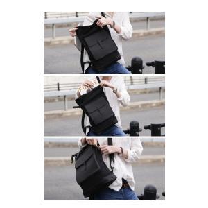 バッグ 鞄 リュック バックパック モード キャンバスリュック・5月25日20時〜再再販。##メール便不可|antiqua|13