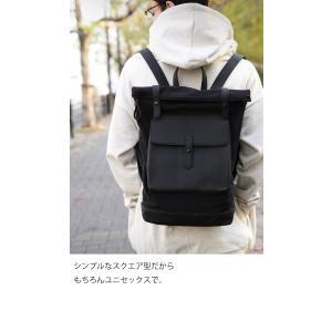 バッグ 鞄 リュック バックパック モード キャンバスリュック・5月25日20時〜再再販。##メール便不可|antiqua|14